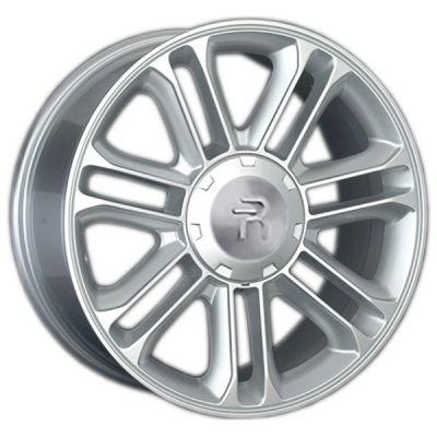 Колесный диск Replica Реплика CL5 9x22/6x139.7 D77.9 ET31 Silver