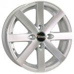 Колесный диск Tech Line 412 5.5x14/4x100 D60.1 ET43 SD