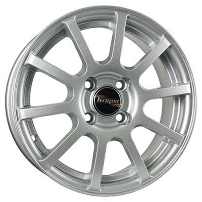 Колесный диск Tech Line 415 5.5x14/4x100 D67.1 ET35 S