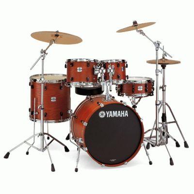 Ударная установка Yamaha SCB0F51CRR (Cranberry Red)