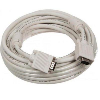 Кабель Buro VGA-15M/Mpro-5M соед. SVGA 15m/m для LCD мониторов 2 фильтра 5м CAB016S-5M