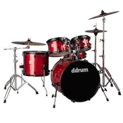 ������� ��������� Ddrum Red Sparkle (player) JMR522 IM