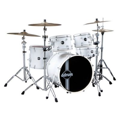 ������� ��������� Ddrum REFLEX WHT WHT 22 5 PC