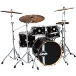 Ударная установка Ddrum Paladin Maple (Player), Piano Black PMP 522 PBLK