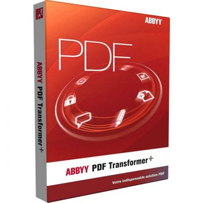 Программное обеспечение ABBYY PDF Transformer+ AT40-1S1B01-102