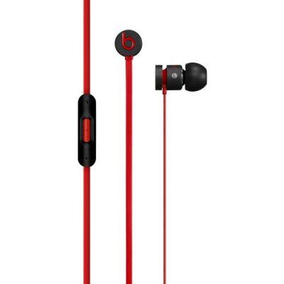 Наушники с микрофоном Apple Beats urBeats In-Ear Headphones - Black MH7H2ZM/A