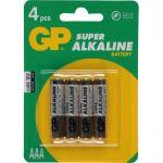 ��������� GP Super Alkaline 24ARS (� ������) LR03 562879