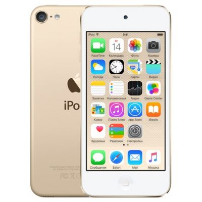 ���������� Apple iPod touch 6 16GB GOLD MKH02RU/A