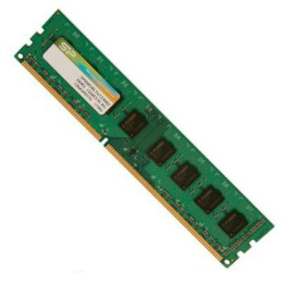 ����������� ������ Silicon Power DDR3 4Gb 1600MHz RTL PC3-12800 CL11 DIMM 240-pin 1.5� SP004GBVTU160