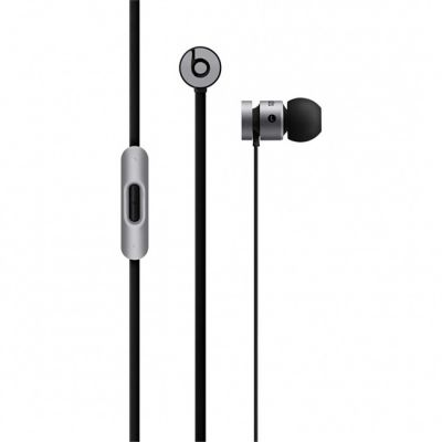 �������� � ���������� Apple Beats �� Dr. Dre urBeats Space Gray MHAT2ZM/A
