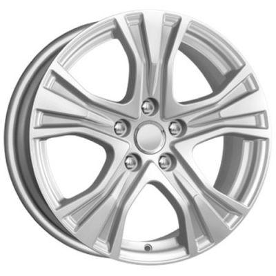 Колесный диск K&K КС673 (17_RAV4 A4) 7x17/5x114.3 D60.1 ET39 Сильвер (Арт. произв.63559)