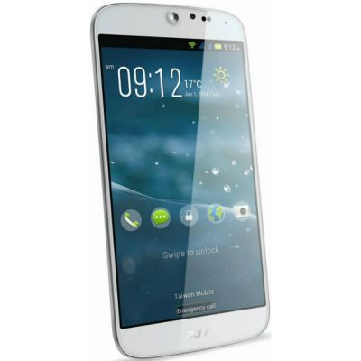 Смартфон Acer Liquid Jade S55 White HM.HH1EU.002