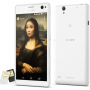 Смартфон Sony Xperia C4 Dual E5333White 1296-9394