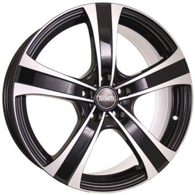 Колесный диск Tech Line 919 7.5x19/5x114.3 D60.1 ET35 BD