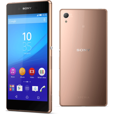 Смартфон Sony Xperia Z3+ Dual 1293-8955 E6533Copper