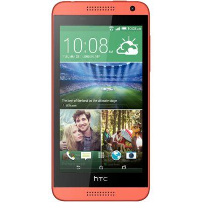Смартфон HTC Desire 610 Orange 99HAAH035-00