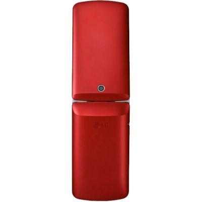 Телефон LG G360 Red LGG360.ACISRD