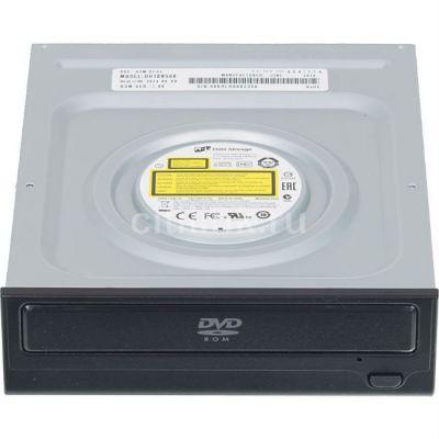 LG Привод внутренний DVD-ROM черный SATA int oem DH18NS60
