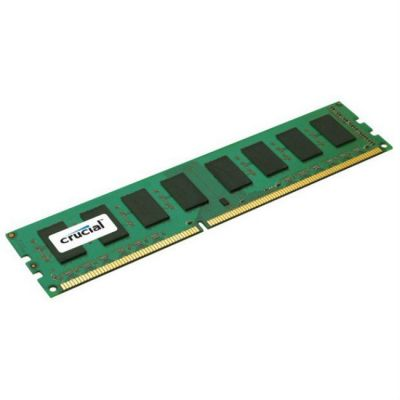 ����������� ������ Crucial DDR3 2Gb 1600MHz RTL PC3-12800 CL11 DIMM 240-pin 1.5� CT25664BA160BJ