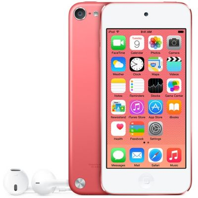 Аудиоплеер Apple iPod touch 5 32Gb Pink MKHQ2RU/A