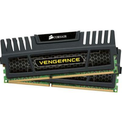Оперативная память Corsair DDR3 4Gb 1600MHz, 2x2Gb 9-9-9-24, Veng, 1.5V,Core i5,SandyBridge CMZ4GX3M2A1600C9
