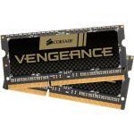 Оперативная память Corsair DDR3 1600 (PC 12800) SODIMM 204 pin, 2x4 Гб, 1.5 В, CL 9 CMSX8GX3M2A1600C9