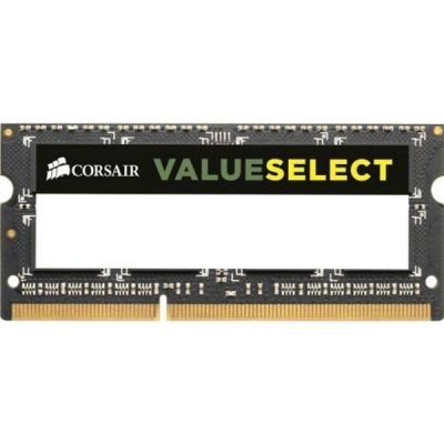 Оперативная память Corsair SO-DDR3 8192Mb 1600MHz RTL 240 SODIMM CMSO8GX3M1A1600C11