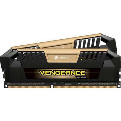 Оперативная память Corsair DDR3 2x4Gb 1600MHz RTL Supports 3rd and 4th Intel Core CMY8GX3M2A1600C9A