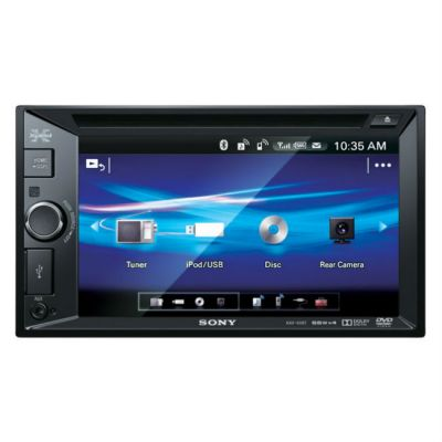 Автомагнитола Sony CD DVD XAV-68BT