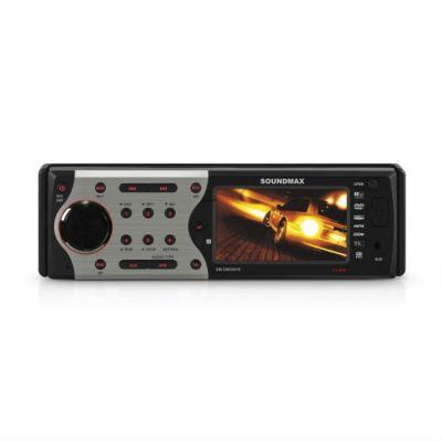 Автомагнитола Soundmax CD DVD SM-CMD3016