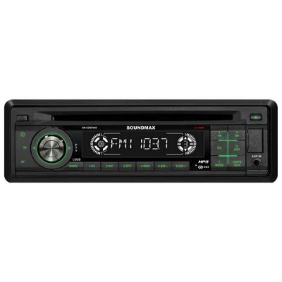 Автомагнитола Soundmax CD SM-CDM1045