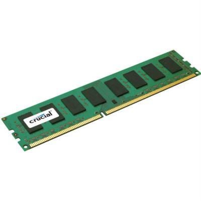Оперативная память Crucial DDR3 4Gb 1333MHz RTL CL9 Unbuffered UDIMM 240pin CT51264BA1339