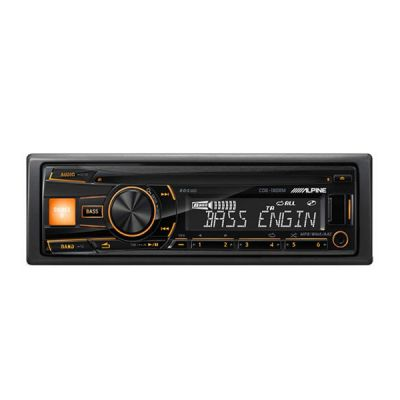 Автомагнитола Alpine CD CDE-180RM