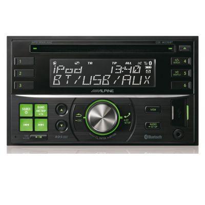 Автомагнитола Alpine CD CDE-W235BT
