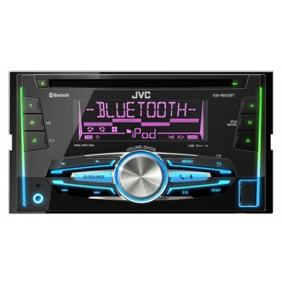 ������������� JVC CD KW-R910BTEY