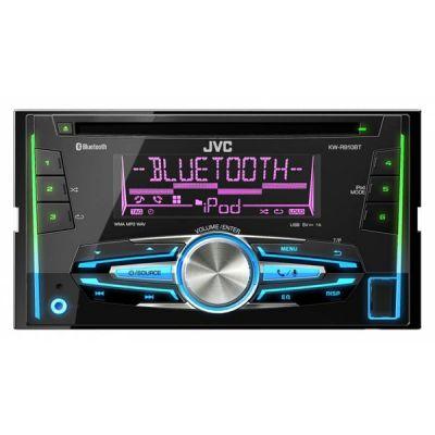 Автомагнитола JVC CD KW-R910BTEY