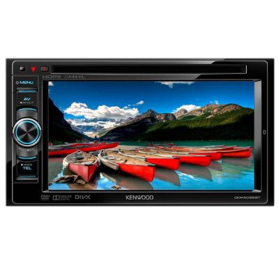 Автомагнитола Kenwood CD DVD DDX-5055BT