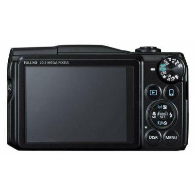 Компактный фотоаппарат Canon PowerShot SX710HS (черный) 0109C002