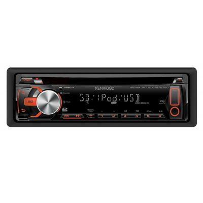Автомагнитола Kenwood CD KDC-4757SD