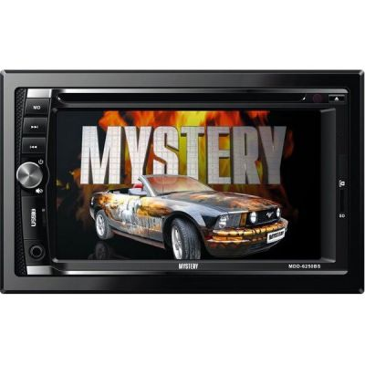Автомагнитола Mystery CD DVD MDD-6250BS