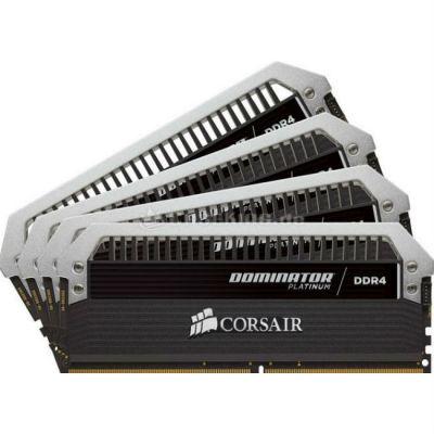 Оперативная память Corsair DDR4 4x4Gb 2666MHz RTL Unbuff CMD16GX4M4A2666C15