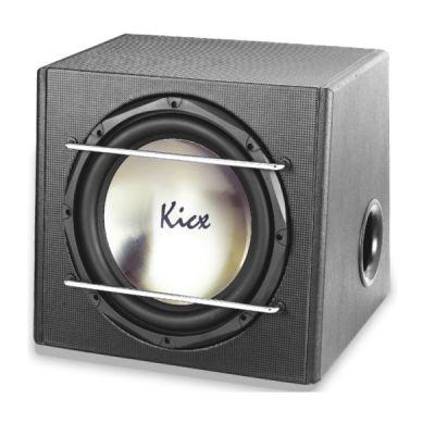 Сабвуфер автомобильный Kicx ICQ-301BPA
