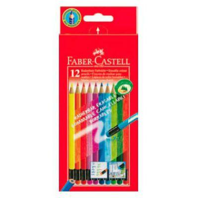 Faber-Castell Карандаши цветные Colour Pencils 12 цветов 116612