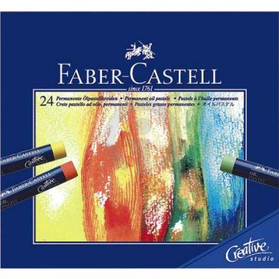Faber-Castell Пастель масляная Studio Quality 24 цвета 127024