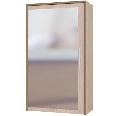 Зеркало Сокол ПЗ-5 с местом для хранения на стену (ясень шимо тёмно-беленый дуб)
