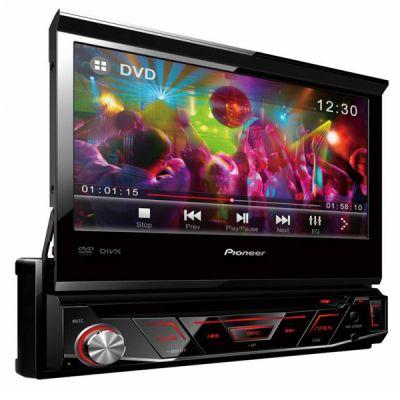 Автомагнитола Pioneer CD DVD AVH-3700DVD
