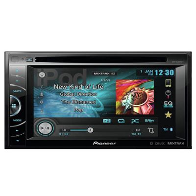 ������������� Pioneer CD DVD AVH-X2600BT
