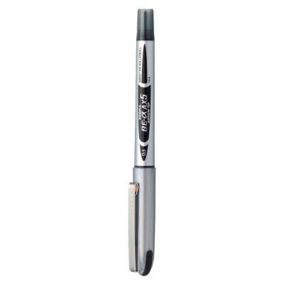 Zebra Ручка-роллер ZEB-ROLLER BE-& AX5 0,5мм стреловидный пиш. наконечник