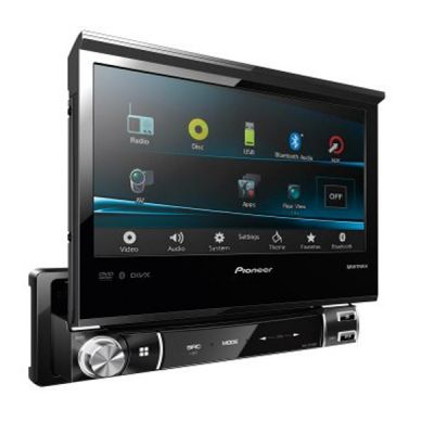 Автомагнитола Pioneer CD DVD AVH-X7500BT