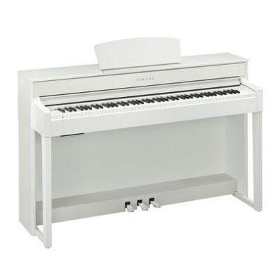 Цифровое пианино Yamaha CLP-535WH